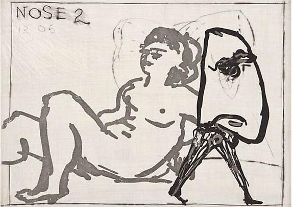 <b>Nose 2</b>, 2006/ 2009 Image