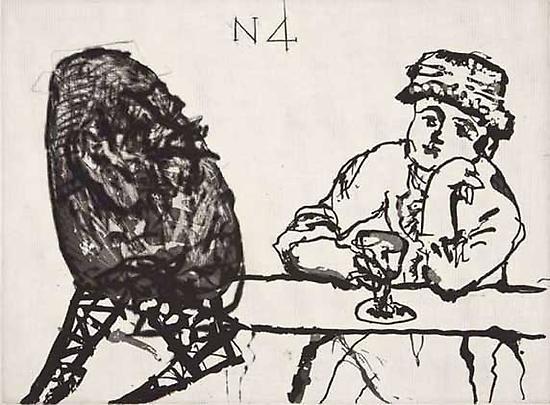 <b>Nose 4</b>, 2006/ 2009 Image