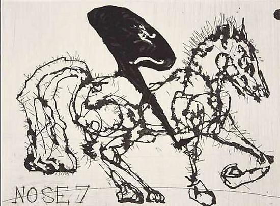 <b>Nose 7</b>, 2006/ 2009 Image