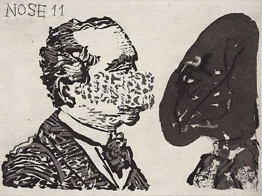 <b>Nose 11</b>, 2006/ 2009 Image