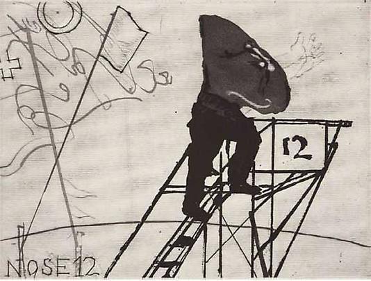 <b>Nose 12</b>, 2006/ 2009 Image