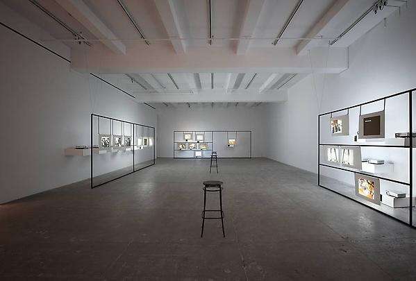<b>The Torn First Pages</b>, Installation view Image