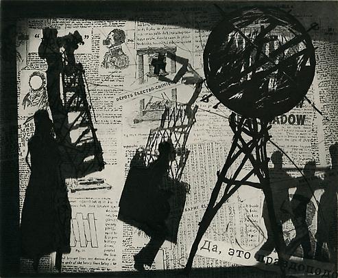 <b>Processional</b>, 2010 Image