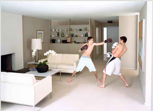 <i>Boxing</i>, 2011 Image