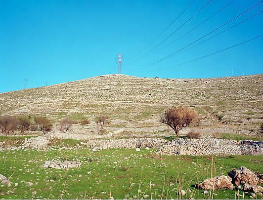 <i>Hillside near Ragusa</i>, 2007 Image