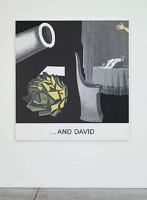 <i>Double Bill:...And David</i>, 2012 Image