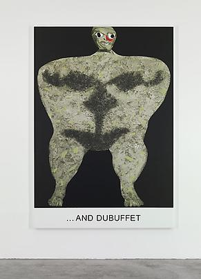 <i>Double Bill:... And Dubuffet</i>, 2012 Image