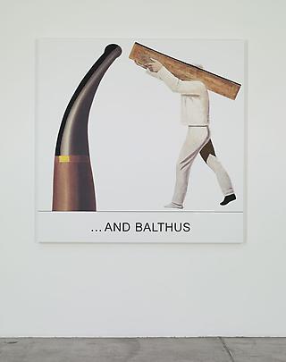 <i>Double Bill:...And Balthus</i>, 2012 Image