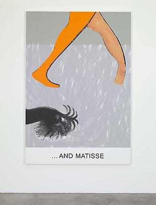 <i>Double Bill:...And Matisse</i>, 2012 Image
