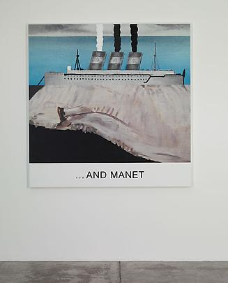 &lt;i&gt;Double Bill:...And Manet&lt;/i&gt;, 2012 Image