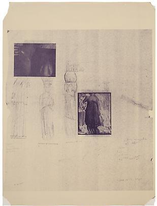 <i>Portico with Caryatids of Delphi</i>, 1980 Image