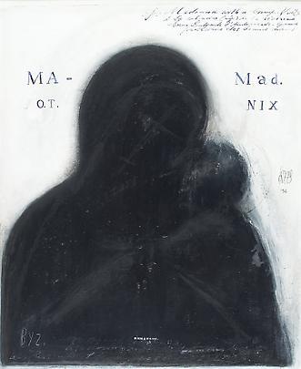 <b>NNNANNNN. Byz (Black Mad. With a Bump)</b>, 1996 Image