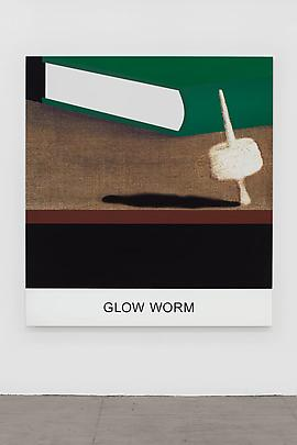 <i>Double Play: Glow Worm</i>, 2012 Image