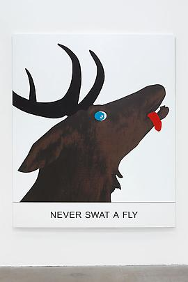 &lt;i&gt;Double Play: Never Swat a Fly&lt;/i&gt;, 2012 Image