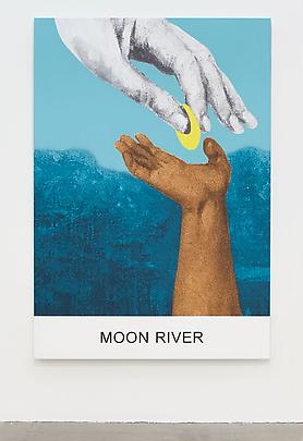 <i>Double Play: Moon River</i>, 2012 Image