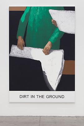 &lt;i&gt;Double Play: Dirt in the Ground&lt;/i&gt;, 2012 Image