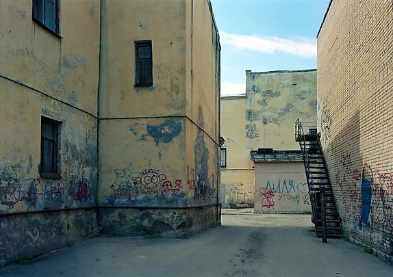 <i>Kovenskij Pereulok. St. Petersburg</i>, 2005 Image