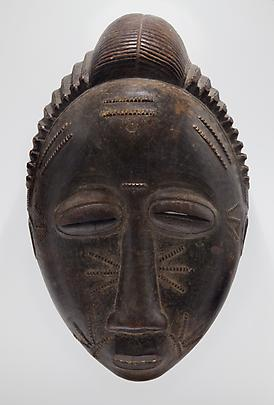 <i>Lot 97. Baule Mask, Ivory Coast</i>, 2013 Image