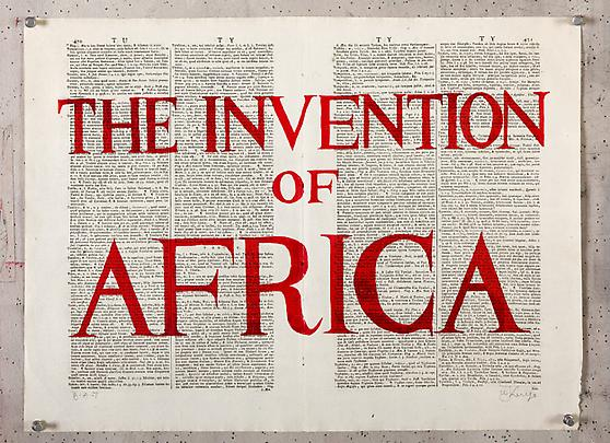 <i>The Invention of Africa</i>, 2012 Image