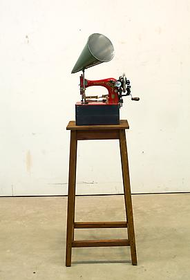 <i>Untitled (Red Singer)</i>, 2013 Image