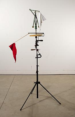 <i>Untitled (Meccano Sculpture)</i>, 2011 Image