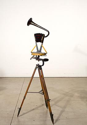 <i>Untitled (Small Bellows-Closed Mechanism)</i>, 2013 Image
