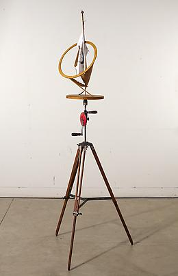 <i>Untitled (Wooden Kinetic Machine)</i>, 2013 Image