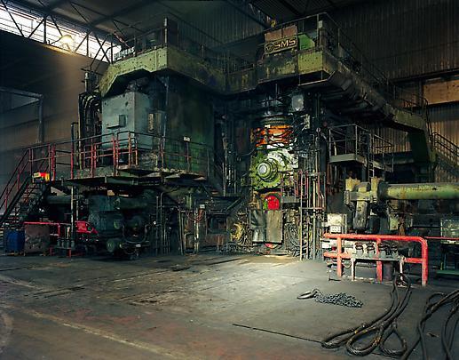 <i>Hot Rolling Mill, ThyssenKrupp Steel, Duisburg</i>, 2010 Image