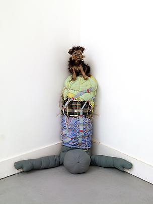 <i>La colonne du petit chien</i>, 2000-2012 Image
