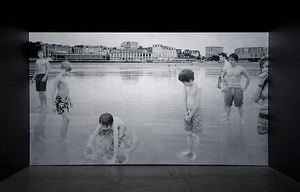 David Claerbout, The Quiet Shore, 2011 Image