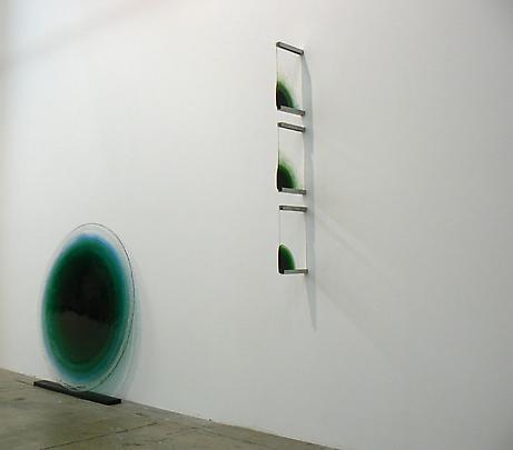 Kerstin Brätsch (installation view) Image