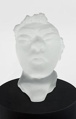 Thomas Schütte, Glaskopf  (Glass head), 2013 Image