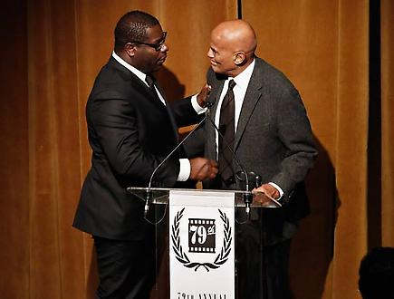 Steve McQueen awarded Best Director at the New York Film Critics Circle Awards