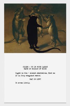 <i>Movie Scripts / Art: Seems likely</i>, 2014 Image