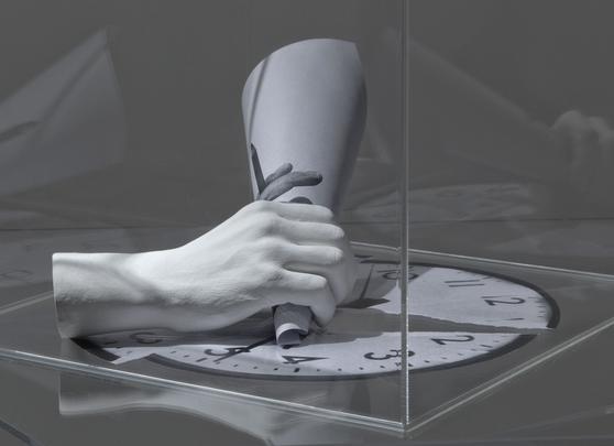 <i>Next Opening</i>, 2014 (detail) Image