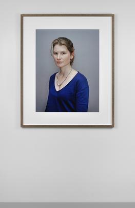 <i>Charlotte Dumas, Amsterdam, Netherlands, November 16, 2010</i>, 2010 Image
