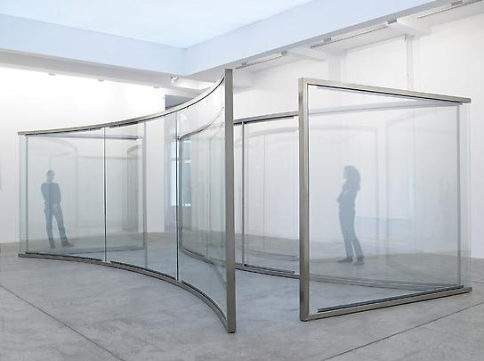 Dan Graham, <b>Mannerism/Rococo</b>, 2007 Image
