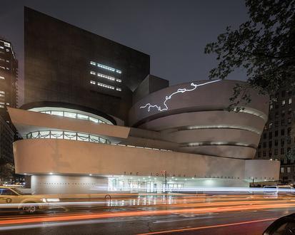 Adrián Villar Rojas in Storylines at Guggenheim