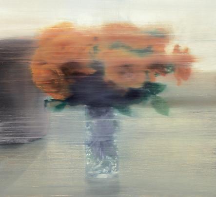 GERHARD RICHTER <b>Rosen (Roses)</b>, 1994 Image