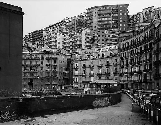 THOMAS STRUTH <b>Corso Vittorio Emanuele, Neapel</b>, 1989 Image