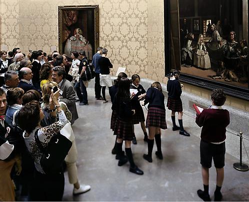 <b>Museo Del Prado 7, Madrid</b>, 2005 Image
