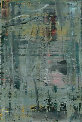 <b>892-10 Abstraktes Bild</b>, 2005 Image