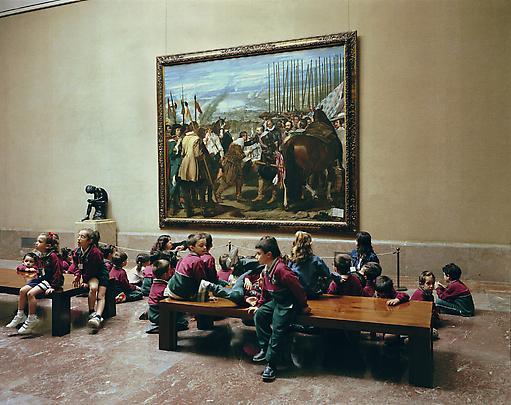 <b>Museo Del Prado 1, Madrid</b>, 2005 Image