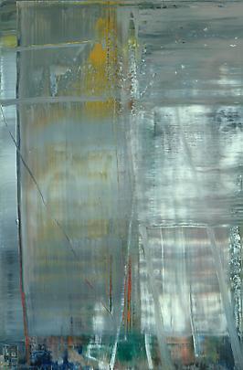 <b>891-4 Abstraktes Bild</b>, 2005 Image