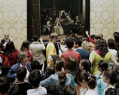 <b>Museo Del Prado 8-1 to 8-5, Madrid</b>, 2005 Image