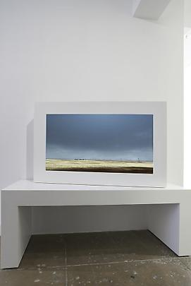 JOHN GERRARD <b>Dust Storm (Dalhart, Texas. U.S.A.)</b>, 2007 Image