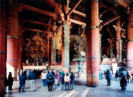 <b>Todai-Ji Interior, Nara</b>, 1999 Image