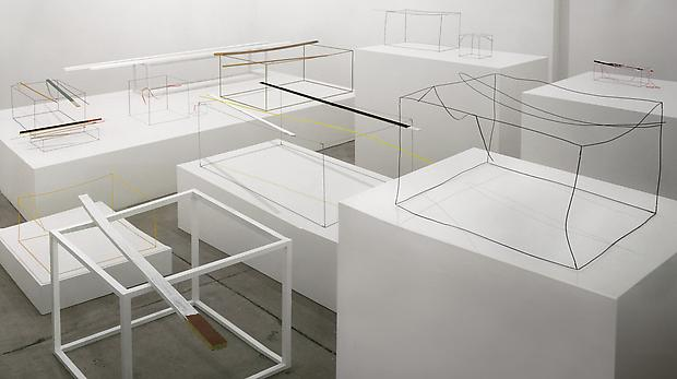 JOELLE TUERLINCKX Installation view <b>Room of Volume of Air</b> Image
