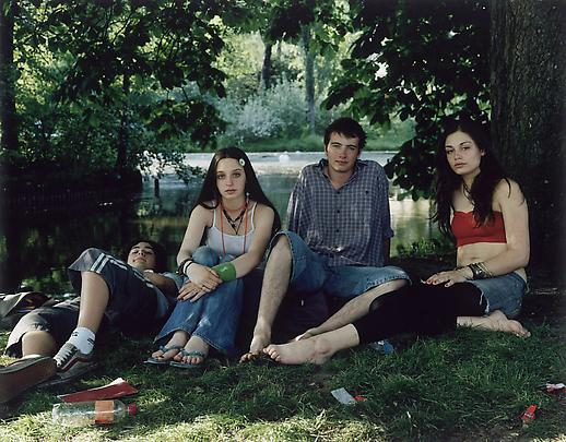 <b>Vondelpark, Amsterdam, June 10, 2005</b> Image
