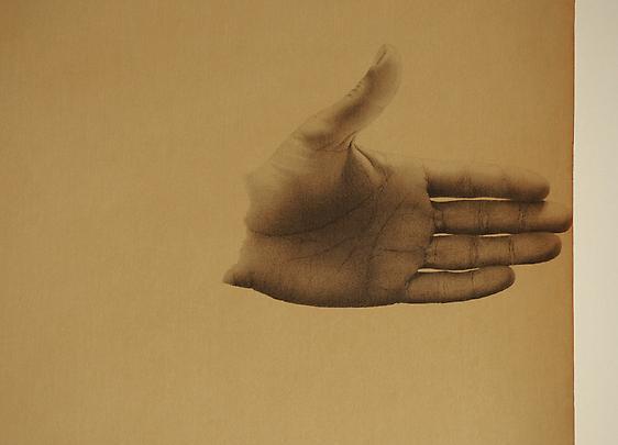 <b>L'Altrove, mentre La Mano lo indica</b>, (detail) 1980 Image